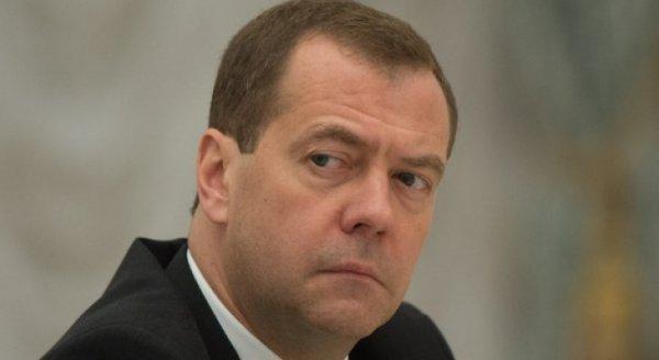 Отставку Медведева поддерживает  45% россиян