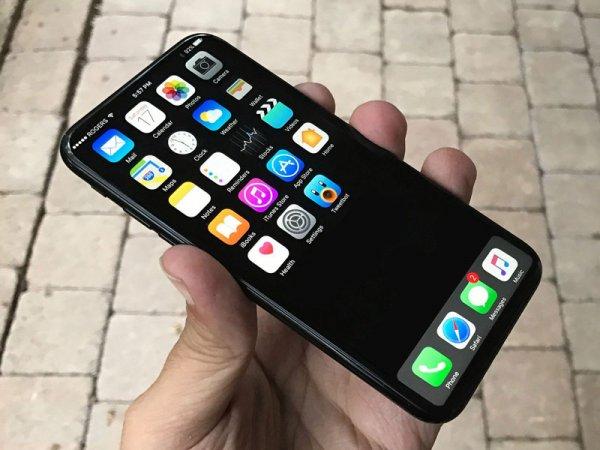 Apple iPhone 8 станет мощнее Samsung Galaxy S8