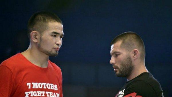Боец из Киргизии ушел с ринга после угроз судьи о депортации