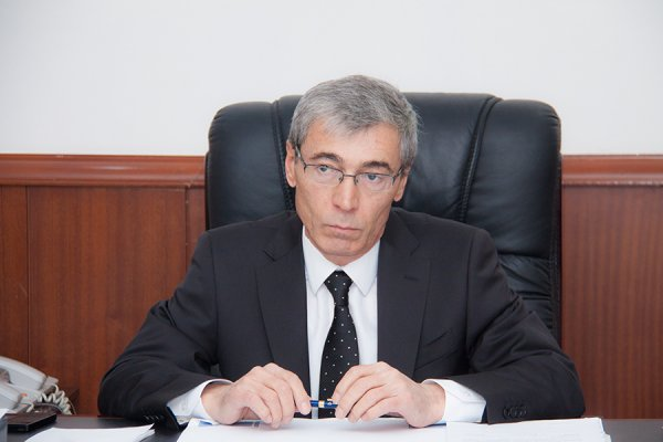 Евкуров отстранил от должности первого вице-премьера Ингушетии