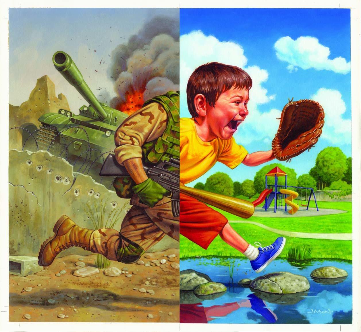 Картинки войны мира