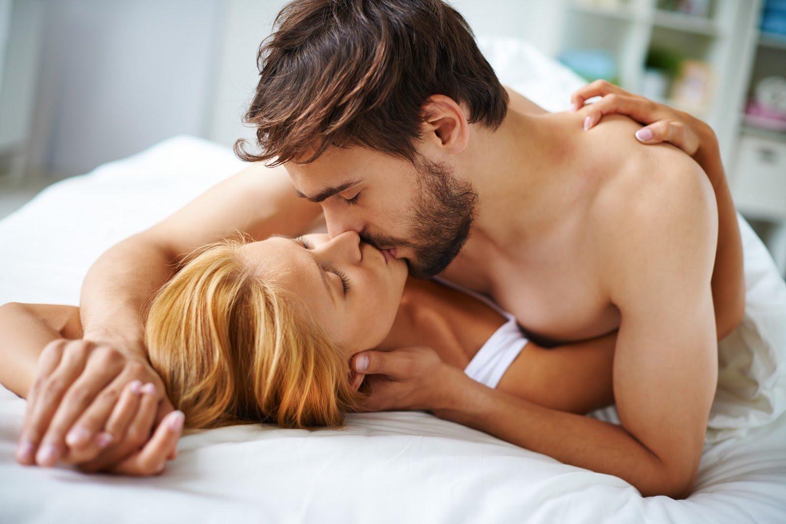 Смотреть онлайн хорошего качества ролик с красивым сексом