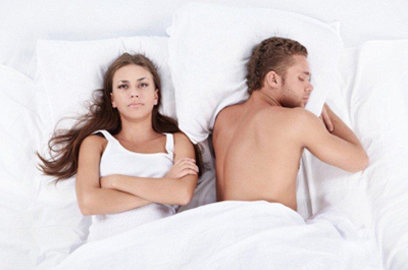 По статистике думают о сексе