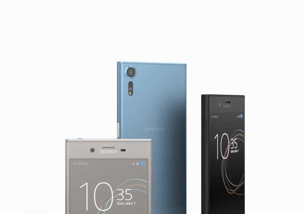 Продажа смартфона Sony Xperia XZ стартует 1 июня 2017