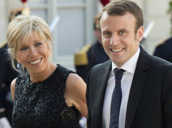Дочь первой леди Франции вступилась за мать из-за нападок в Сети