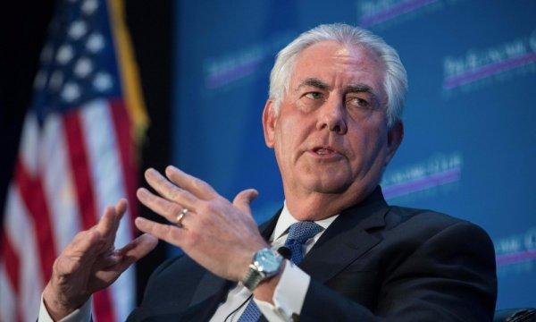 Тиллерсон назвал «хорошо задокументированным» «вмешательство» РФ в выборы США