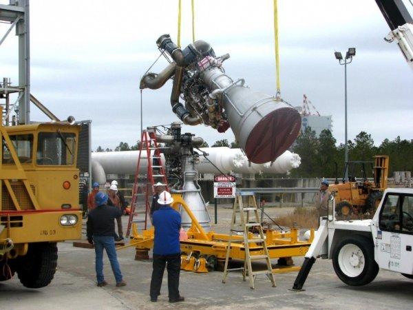 В США испытания американского аналога двигателя РД-180 провалились