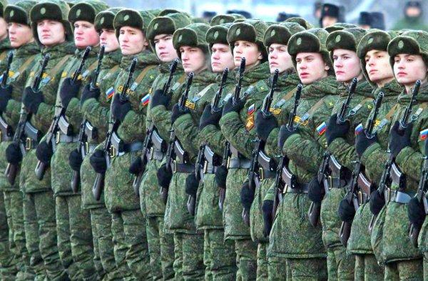 В Калининграде итальянца приняли в ряды российской армии