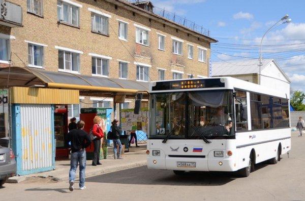 В Сыктывкаре выросла цена на проезд в городских автобусах до 24 рублей