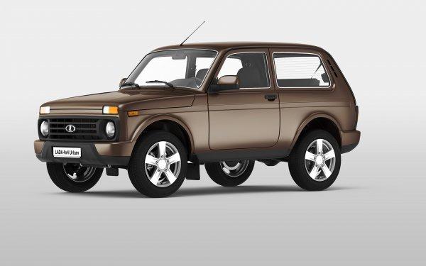Lada 4х4 признана самым популярным внедорожникам на вторичном авторынке РФ