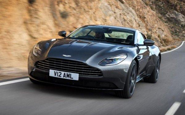 Aston Martin начнет изготавливать автомобили с помощью 3D-сканера
