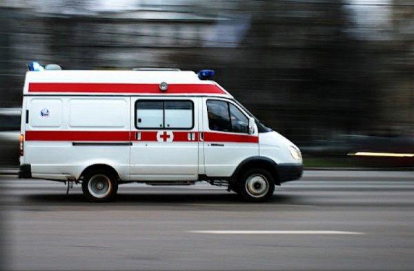 В Санкт-Петербурге из окна дома выпал ребенок