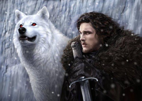 Создатель «Игры престолов» запутал весь мир словами о смерти волка