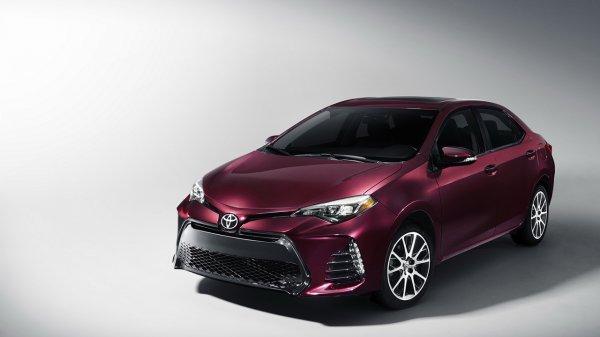Названы 5 наиболее популярных автомобилей 2017 года
