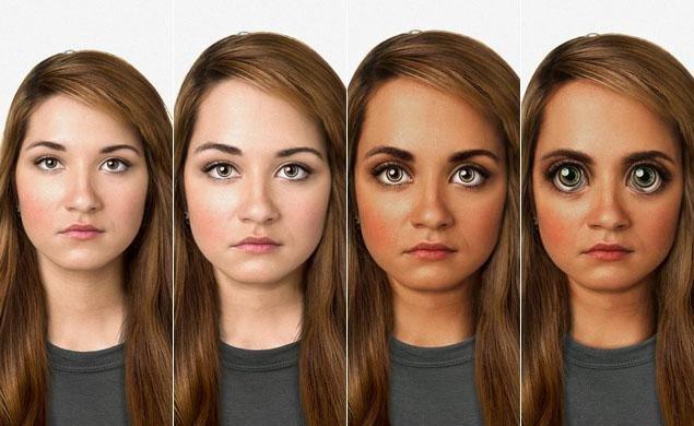 как человек будет выглядеть в будущем фото