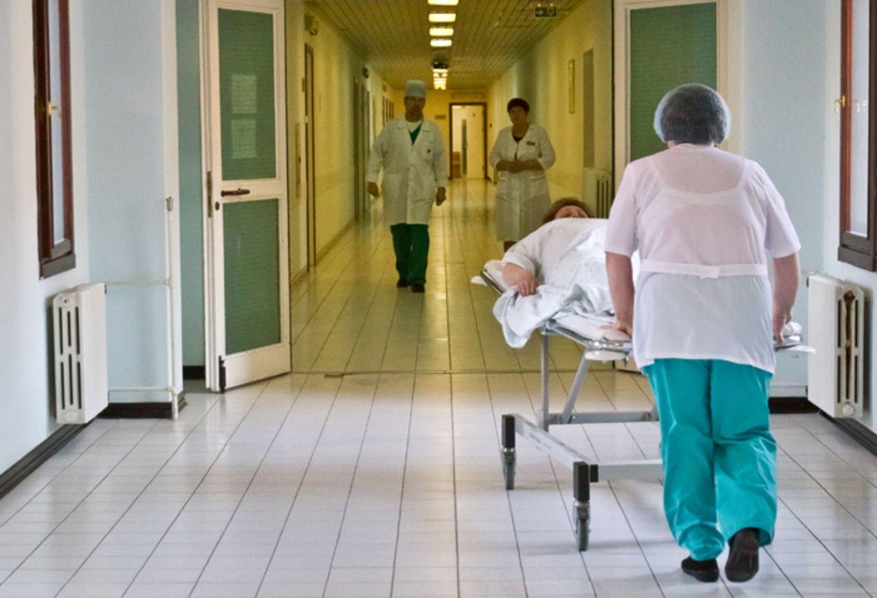 как выяснить поступал человек в больницу либо нет в армавире