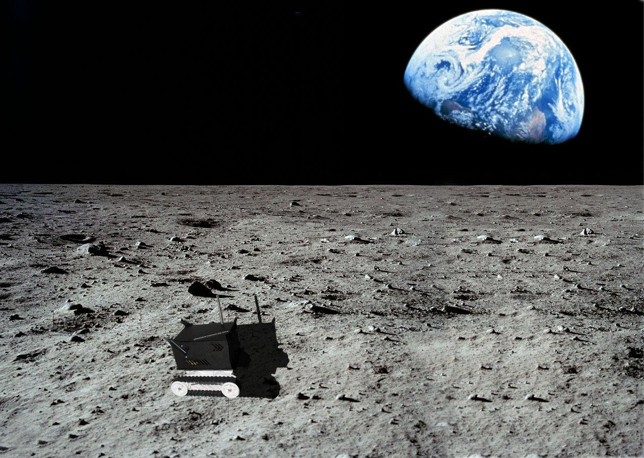 фото земли с поверхности луны другому