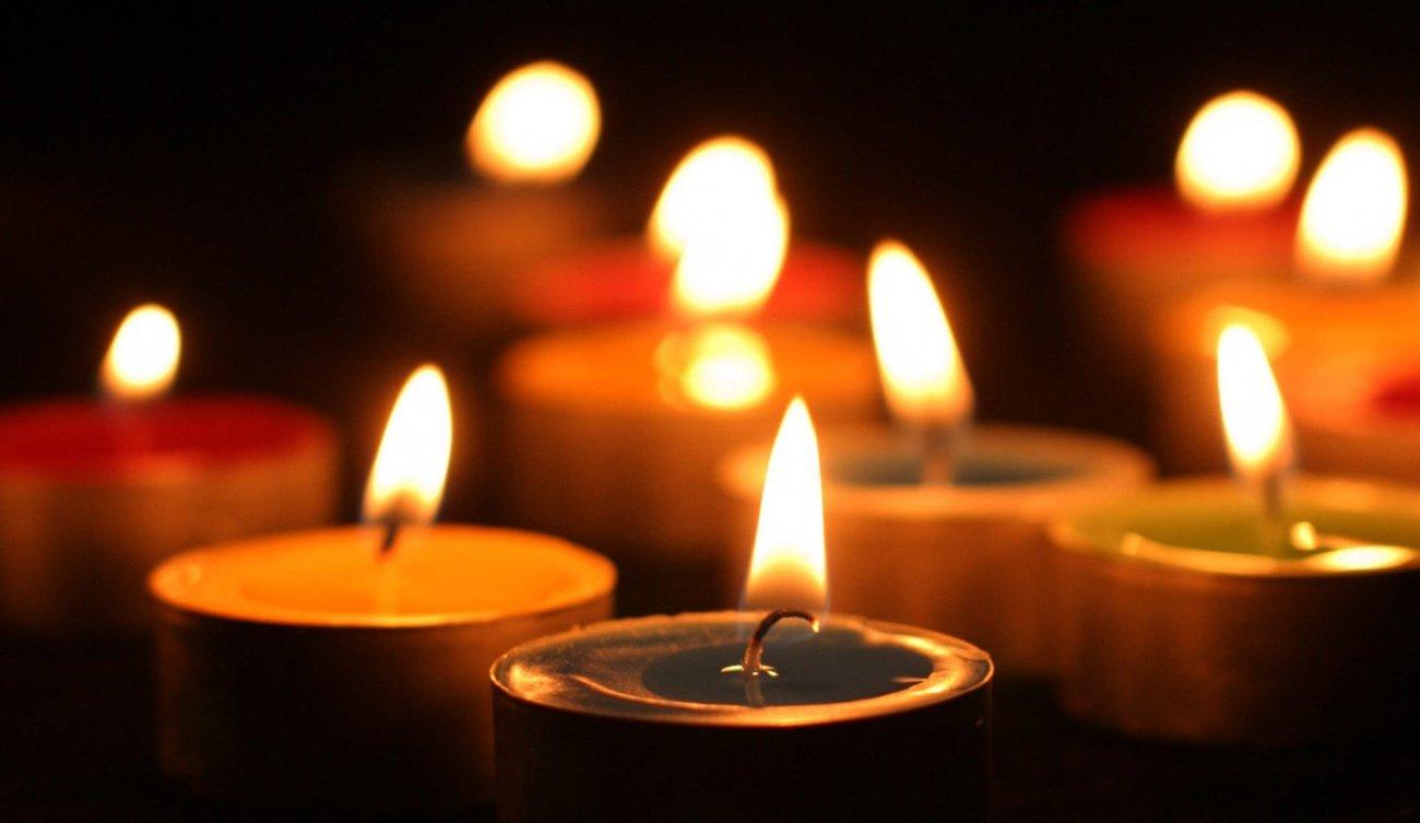 Днем, открытки памятные свечи