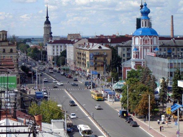 Власти Калуги 12 июня перекроют центральную площадь