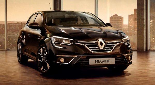 Представлен хэтчбек Renault Megane Akaju