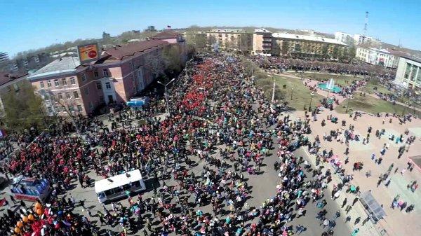В Хабаровске состоялся праздник живущих более 50 лет семейных пар
