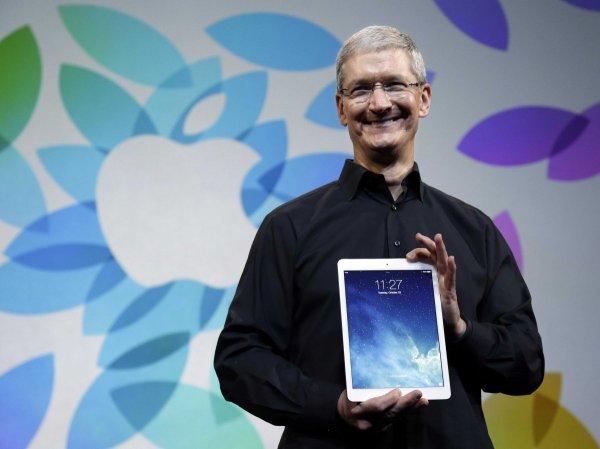 Глава Apple рассказал о масштабном производстве автомобилей