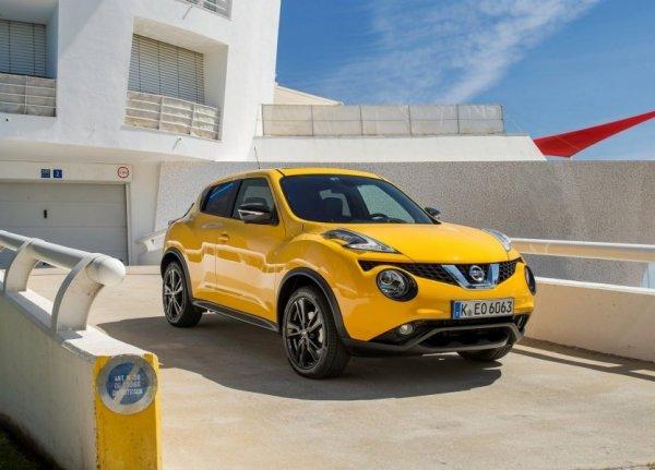Nissan Juke может вернуться на российский рынок