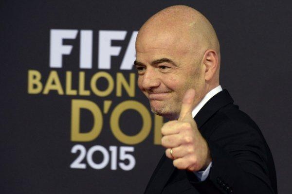Руководство ФИФА довольно организацией Кубка конфедераций