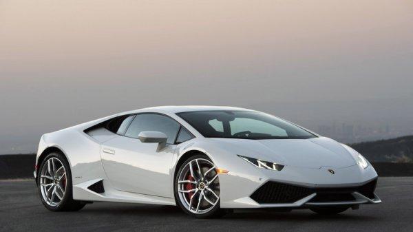Lamborghini Huracan будет самым быстрым в мире такси
