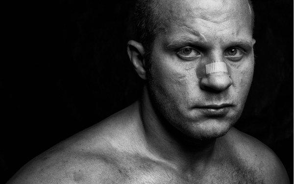 Федора Емельяненко сенсационно уличили в употреблении стероидов