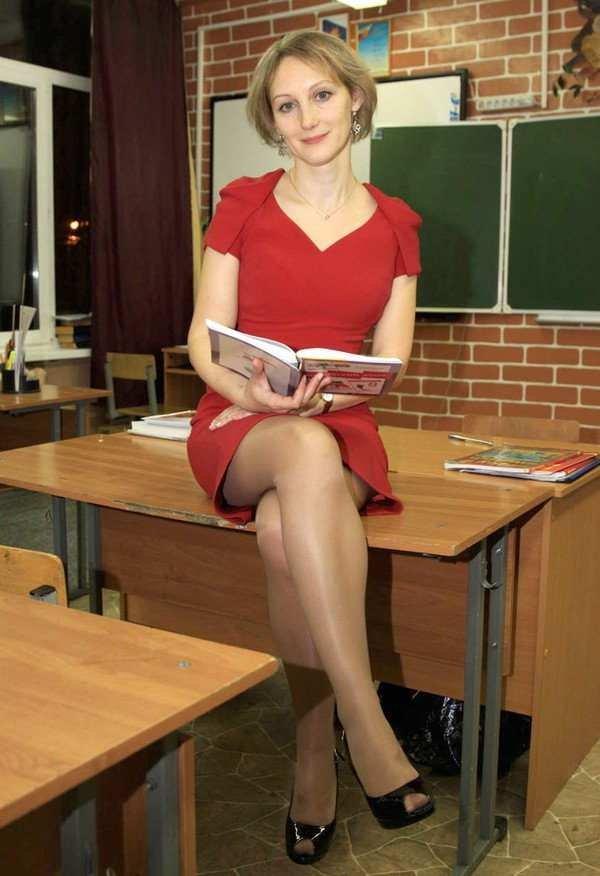 Сексуальные русские учительницы