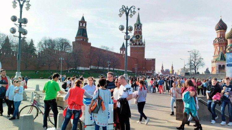 Парад Победы (Москва, Красная площадь) (09.05.2017 ...