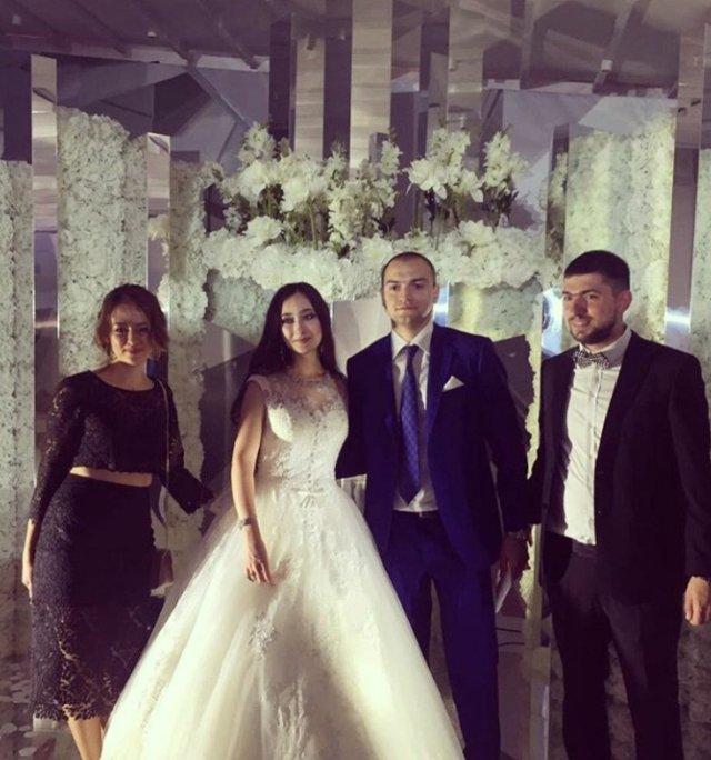 Видео свадьбы дочери судьи