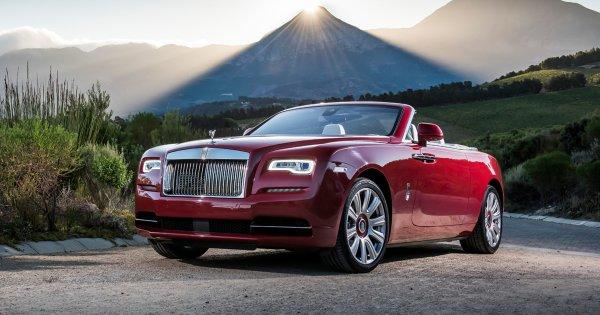 Rolls-Royce отказался от производства гибридных автомобилей
