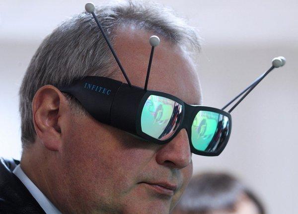 Рогозин заявил о намерении строить корабли в Крыму