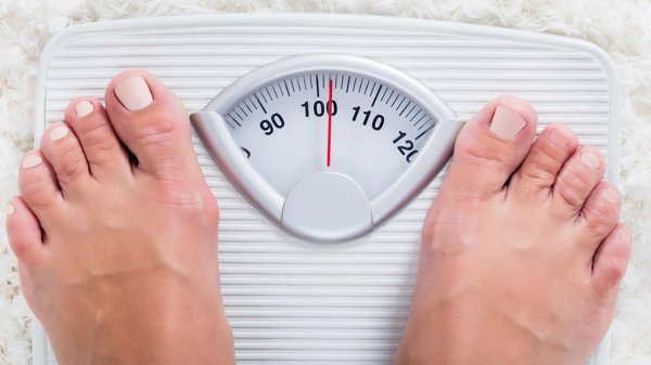 Но вот на днях я заметил, что весы