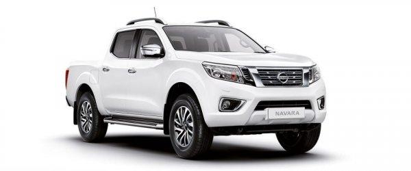 В Китае стартуют продажи пикапа Nissan Navara