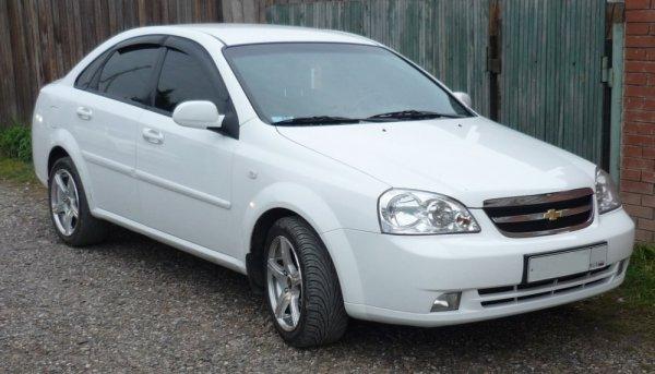 GM Uzbekistan сменит Lacetti на новую модель