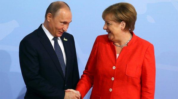 Песков сравнил Меркель с