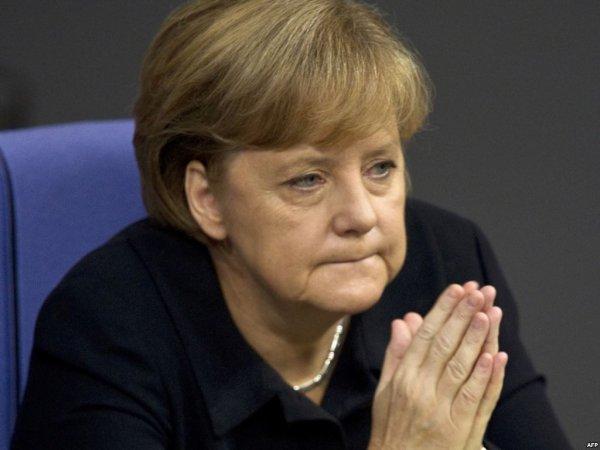Меркель рассказала, как рада затянувшемуся общению Трампа и Путина