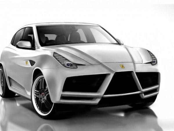 В 2021 году Ferrari выпустит свой первый кроссовер