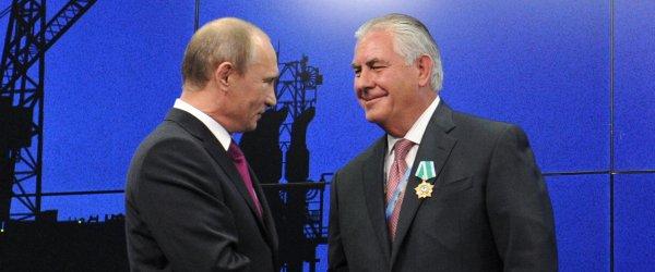 Тиллерсон рассказал, что мешает улучшить российско-американские отношения