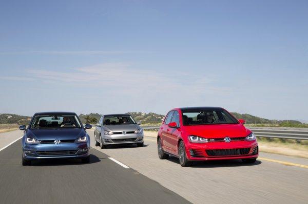 Volkswagen Group отзывает более 2,3 тысячи автомобилей Volkswagen и Audi