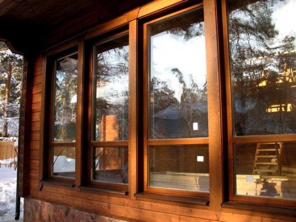 Выбираем стеклопакеты для деревянных окон