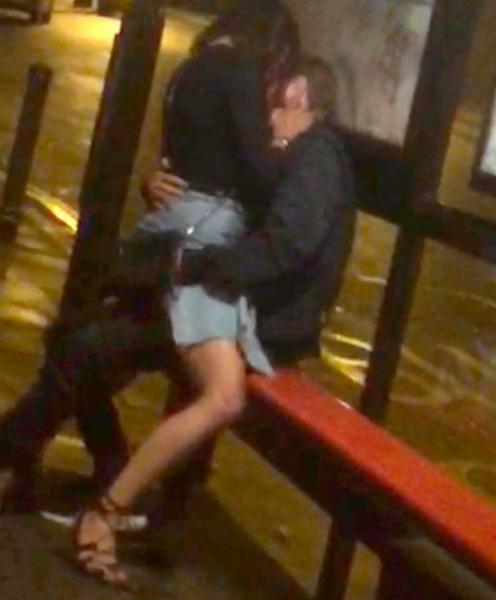 На Улице Порно Видео