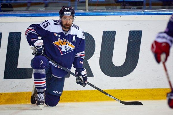 Хоккеист Зарипов отстранен от игр в связи с допингом