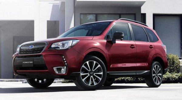 Начались продажи Subaru Forester Smart Edition по предзаказу