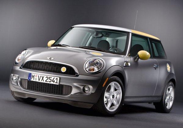 Mini выпустит свой первый серийный электромобиль в 2019 году