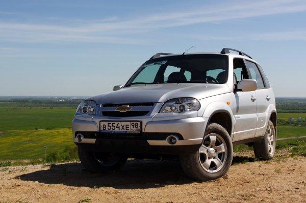 «GM-АвтоВАЗ» отзывает в России 2 700 экземпляров Chevrolet Niva