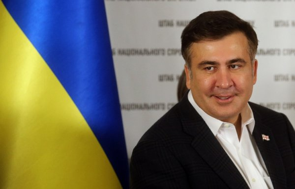 СМИ сообщают о лишении Саакашвили гражданства Украины